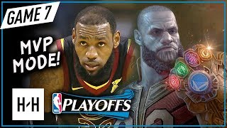 Download LeBron James CRAZY Full Game 7 Highlights vs Celtics 2018 Playoffs ECF - 35 Pts, 15 Reb, LeTHANOS Video