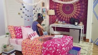 Download How to Decorate Your Dorm Room Video
