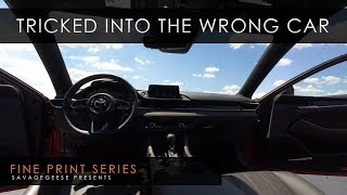 Download Getting Tricked into the Wrong Car | Fine Print Series Video