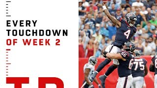Download Every Touchdown from Week 2 | NFL 2018 Highlights Video