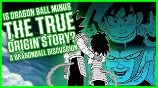 Download IS DRAGON BALL MINUS THE TRUE ORIGIN STORY? | A Dragonball Discussion Video