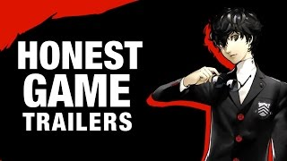 Download PERSONA (Honest Game Trailers) Video