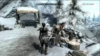 Download Skyrim - How to Piss People Off: Summon Daedra in the Stendarr HQ Video
