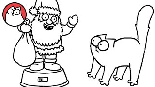 Download Christmas Presence (Part 1 & 2!) - Simon's Cat | SHORTS Video