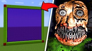 Download HOW TO MAKE A PORTAL to the NIGHTMARE BALDI BASICS Dimension in Minecraft PE Video