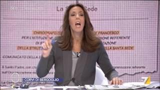 Download Omnibus - I corvi di Bergoglio (Puntata 03/11/2015) Video