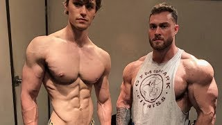 Download Training & Shooting w/ Classic Physique Competitor Chris Bumstead Video