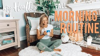 Download My Real HEALTHY Fall Morning Routine 2018 | Busy Girl Hacks Video