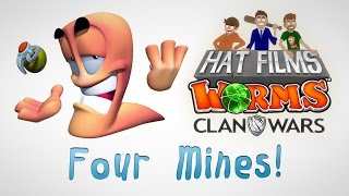 Download Worms Clan Wars - Four Mines! Video