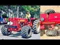 Download Modified Zone || Mahindra tractor modifications || Front Exel Change mods || Gurdaspur Group Video