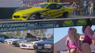 Download 2019 Qld Jamboree - Sport Compact Drag Racing- Day One Coverage Video