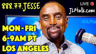 Download Tue, Mar 26: Jesse LIVE 6-9am PT (Los Angeles) Call-in: 888-77-JESSE Video