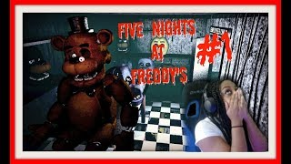 Download I HATE THESE THINGS!!! | FIVE NIGHTS AT FREDDY'S GAME PLAY NIGHT 1-3!!! Video