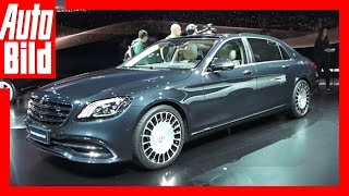 Download Mercedes S-Klasse (Shanghai 2017) Interview mit Daimler-Chef Dieter Zetsche Video