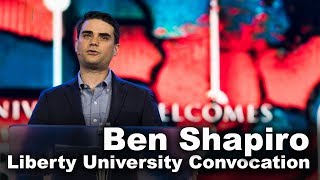 Download Ben Shapiro - Liberty University Video
