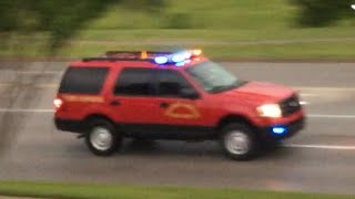 Download *RARE* Broken Arrow Fire Department Battalion Chief 1 Responding To A Structure Fire!!!!! Video
