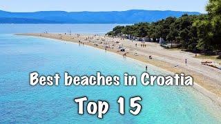 Download Top 15 Best Beaches In Croatia 2019 Video