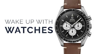 Download Omega Speedmaster & Patek Philippe Nautilus; Rolex GMT Master Meets Omega Watches Video