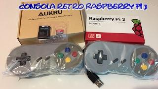 Recalbox 32 Gb completo!! - Nostalgia pura en Raspberry Pi 3