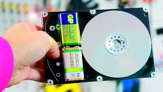 Download 3 ideas - what can be made from an old HDD Video