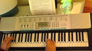 Download How to Play ~ Rockin' Around the Christmas Tree ~ Brenda Lee ~ LetterNotePlayer © Video