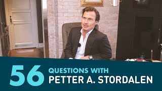 Download 56 Questions with Petter Stordalen Video