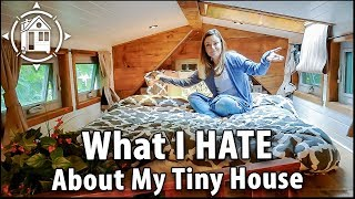 Download Living in a Tiny House Stinks (Sometimes) Video