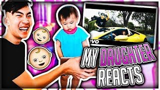 Download My Daughter REACTS to my DISS TRACKS Video