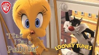 Download I Tawt I Taw a Puddy Tat Video