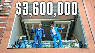 Download NYC Apartment Tour: $3.6 MILLION LUXURY APARTMENT Video