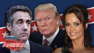 Download Trump breaks his silence on jailed former lawyer Michael Cohen | Planet America Video