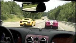 Download Ford GT vs Lamborghini Murcielago Video