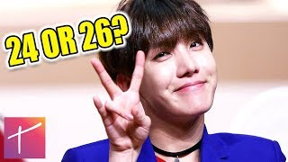 Download BTS Members Real Age and Name Video