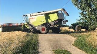 Download Getreideernte 2018 • Gerste 2018 • Harvest 2018 • Moisson 2018 • 2 Claas Lexion 770 • John Deere 2/2 Video