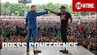 Download Mayweather vs. McGregor: Toronto Press Conference | Sat., Aug. 26 on SHOWTIME PPV Video
