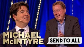 Download Harry Redknapp Has Fun With Emojis! 😂 | Send To All | Michael McIntyre's Big Show Video
