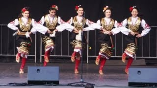 Download European Festival 2013 - Bulgaria Kitka Folk Dance Video