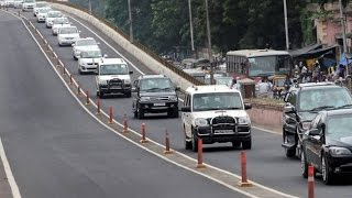 Download Shri. Narendra Modi's PM Convoy in Hyderabad | Cloud access security | 100 cars Live, Full security Video