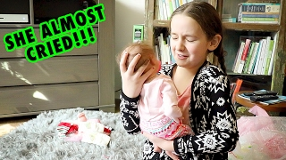 Download Real Reborn Baby Unboxing Madison Gets a LIFELIKE Reborn BABY Doll Video