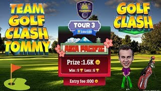 Download Golf Clash tips, Hole 7 - Par 3, Tour 3 - Gokasho Bay *Asia Pacific*, GUIDE/TUTORIAL Video