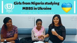 Download Nigerian Girls studying MBBS ABROAD in Ukraine Video