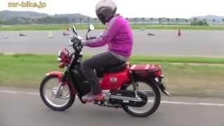 Download Honda CROSS CUB [CC110] Test Ride WEB Mr. Bike Video