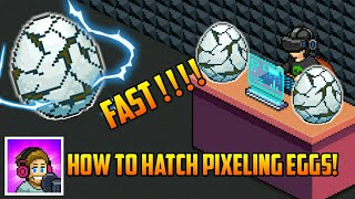 Download BEST WAY TO HATCH YOUR PIXELING EGGS! | Tuber Simulator Video