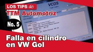 Download Falla en cilindro en VW Gol. Video