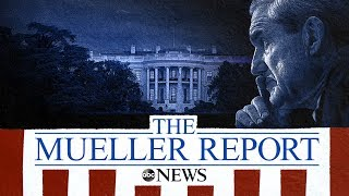 Download Mueller Report: Department of Justice releases redacted report | Watch LIVE coverage from ABC News Video