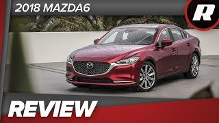 Download 2018 Mazda6: Great for the open backroads and the crowded city streets Video