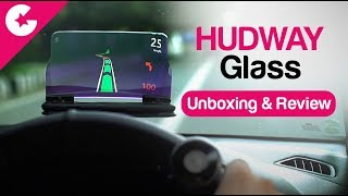 Download HUDWAY GLASS - Head Up Display (HUD) - Unboxing & Review Video