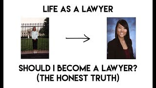 Download Should I Become a Lawyer? (the honest truth) Video