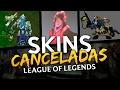 Download Skins Canceladas de League of Legends Video