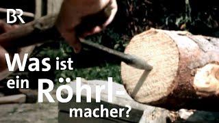 Download Altes Handwerk: Was ist ein Röhrlmacher? | Unser Land | BR Fernsehen Video